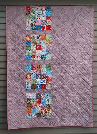 Contemporary Quilt Patterns Delectable Free Modern Quilt Pattern The Piper's Girls