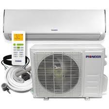 pioneer mini split air conditioners