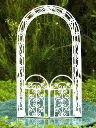 garden arch with gate garden arch gate wooden garden arch