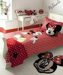 Minnie Mouse Full Size Bedding Mouse Full Size Bedding Set Twin ...