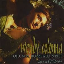 Wendy Colonna - Old New Borrowed & Blue (Live At Antone's) (2007, File) |  Discogs