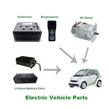 2kw 200 brushless dc motor sd controller for all electric car