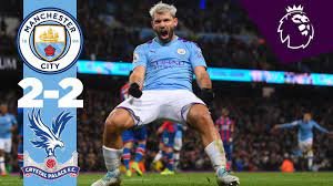 HIGHLIGHTS | MAN CITY 2-2 CRYSTAL PALACE, AGUERO (2), TOSUN, FERNANDINHO -  YouTube