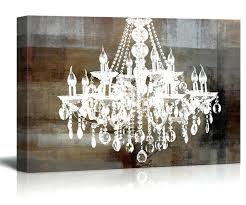 chandelier wall art hanging trick out my dorm framed metallic with diamantes