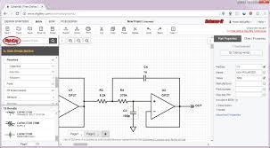Basic Circuit Design Software The Schematic Diagram A Basic Element Of Circuit Design