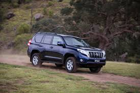 new car release dates 2013 australiaToyota Land Cruiser Prado GXL AUspec 150 2013pr