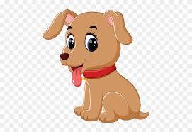 cute cute cartoon dog png free