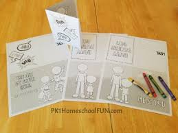 Includes 9 free printable father's day coloring sheets. Free Printable Fathers Day Cards For Kids To Fold Color Pk1homeschoolfun