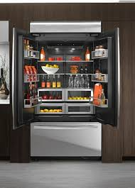 jenn air built in refrigerator. jenn-air built-in 2-door bottom mount refrigerator jenn air built in a