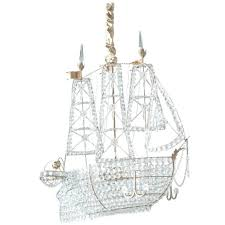 crystal sailboat chandelier beautiful rare chandelier of a refer to chandeliers dallas view 18