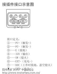 zongshen gy cdi diagrams and compatibility riders forums the zongshen sierra 200gy 2 employs an ac cdi unit which has part number z067 001 here is a diagram showing the pin cofiguration for the cdi unit