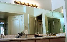 mirror outlet. butted mirrors with outlet multi mirror wall beveled overlay o