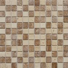 Peel And Stick Kitchen Tile Instant Mosaic 12 In X 12 In Peel And Stick Natural Stone Wall