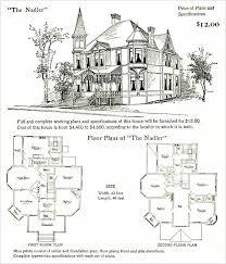 impressing queen anne house floor plans 339 best vintage home images on homes