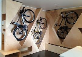 Bike hanger for apartment Indoor Bike 20 Minimalist Bike Storage Ideas For Tiny Apartments Homecrux 30 Minimalist Bike Storage Ideas For Tiny Apartments pictures