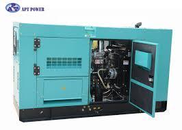 45kVA DCEC Cummins Electric Generator Unit for School Super