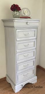 silver painted furniture. Metallic Silver Paint For Furniture Lovely French Provincial Lingerie Chest Painted In Annie Sloan Paris Gray