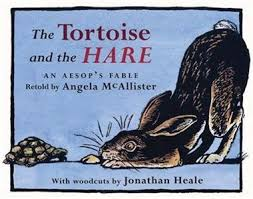 The Tortoise and the Hare: An Aesop's Fable in 2020   Fables, Aesops  fables, Boomerang books
