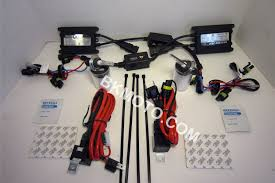 universal motorcycle 55w h7 hid kit  at Hid Ballast To Stock Wiring Harness H7