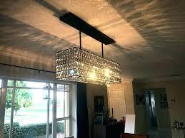 clarissa chandelier chandelier rectangular crystal