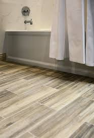 bathrooms with wood floors. Lovely Design Ideas Ceramic Wood Floor Tile Faux In The Bathroom Easy To Clean And Still Bathrooms With Floors O