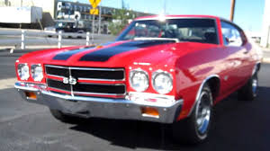 1970 Chevrolet Chevelle 454 SS Tribute For Sale - YouTube