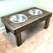dog dish stand dog bowl stand plans wrought iron dog bowl stand pet bowl stands wooden
