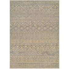 elegance ophelia mauve tan 7 ft x 10 ft area rug