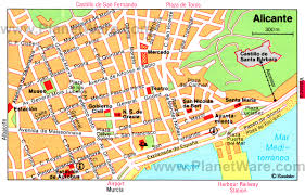 top tourist attractions in alicante  easy day trips  planetware