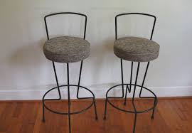 Wrought Iron Color Appealing Wrought Iron Bar Stools Design