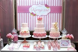 cake table decor st birthday cake table cakes cupcakes and styling all by  me cake tables . cake table decor ...