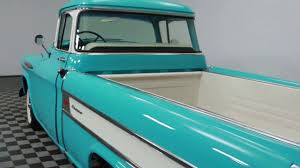 1957 GMC Cameo for sale - YouTube