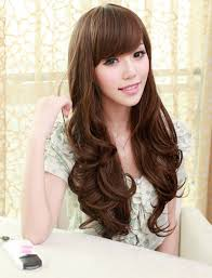 Korean Girl Hair Style korean long hairstyle korean girls long hairstyles cute hairstyles 5448 by wearticles.com