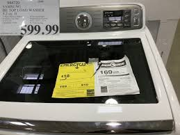 costco samsung washer. Delighful Washer Samsung HE Top Load Washer With Costco F