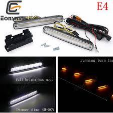 Eonstime 12V <b>Car 36LED</b> Daytime Running Light Streamer Turn ...