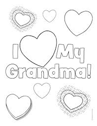 20 Happy Birthday Grandma Coloring Pages Celebrations printable ...