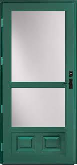 Deluxe Aluminum Storm Door Styles   Screen Doors   ProVia