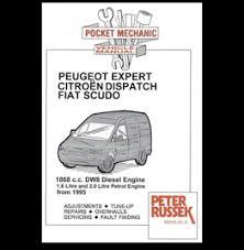 citroen vehicle manuals citroen dispatch peugeot expert fiat scudo peugeot expert rear cover