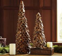 <b>Gold Tipped Natural</b> Topiary | Pottery Barn