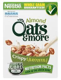 nestle oats more almond 4 10