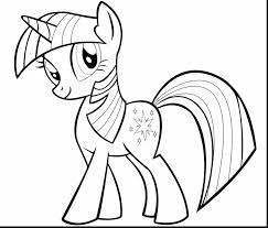 Small Picture marvelous my little pony coloring page dokardokarznet