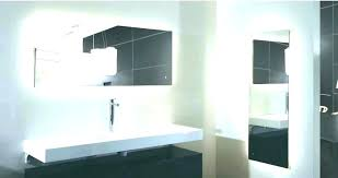 vanity wall mirror with lights light up bathroom mirrors for mounted