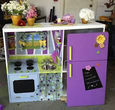 Homemade Play Kitchen Part One Toddlers Diy Play Kitchen Diy By Tanya Memme As Seen