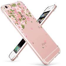 Best Iphone 6 Case Design Iphone 6 6s Case Floral Pattern Gviewin