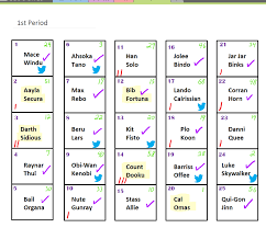 Seating Charts Via Onenote Part 1 The Lost Prophet