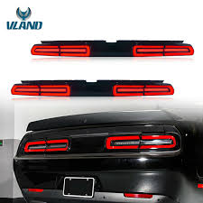 Challenger Sequential Lights Uk Full Led Rear Lights For Dodge Challenger 08 14 Sequential Sign Tail Lamp R L