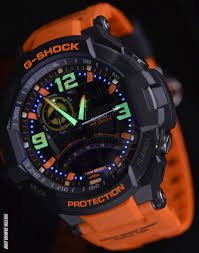Casio Analog Watch With Light Analog Digital G Shock With A Good Light