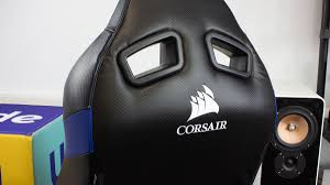 Corsair today announced the launch of the new corsair t2 road warrior gaming chair, as well a new version of the t1 race gaming chairs, updated for 2018. Test Corsair T2 Road Warrior Allround Pc Com