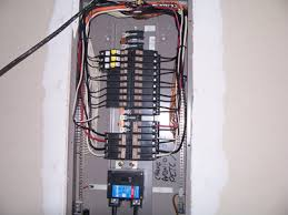 how to save money on your electric bill 30 Amp Double Pole Breaker Wiring i removed a 30 amp circuit breaker and unscrewed the wiring notice it missing in the middle it was a double pole at 220v wiring diagram for double pole 30 amp breaker