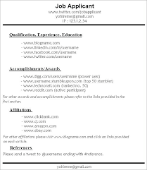 Personal Resume Examples Magnificent Resume Personal Interests Personal Resume Examples Interests On